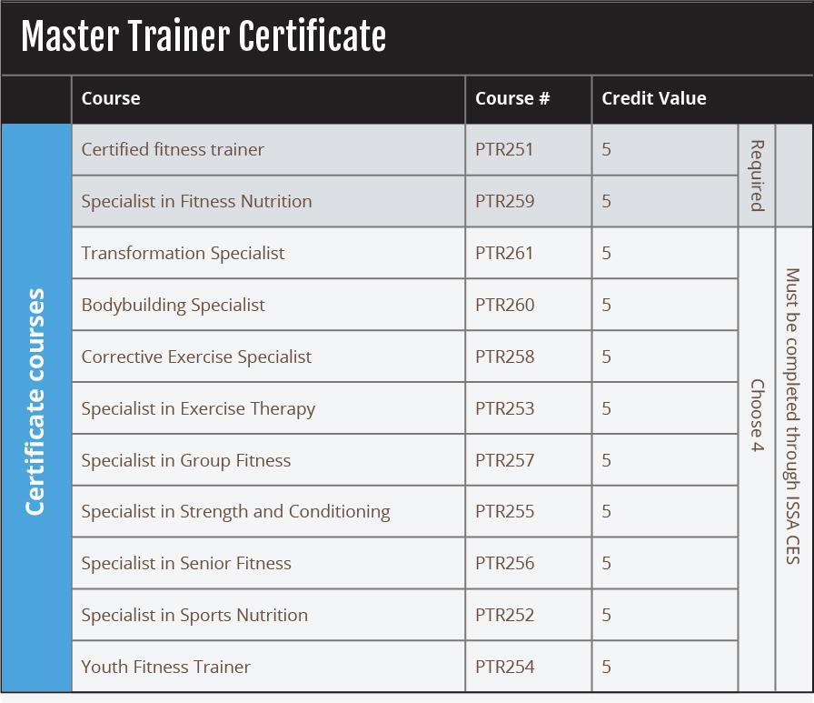 MT Courses